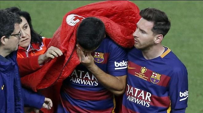 Leo enlluerna, Luis plora