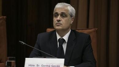 El TSJC obre investigació contra Germà Gordó pel 'cas 3%'