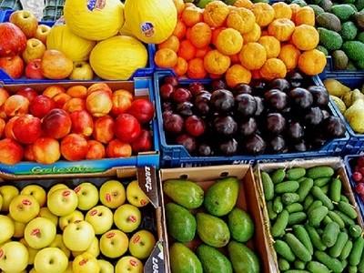 Frutas y verduras son elementos claves del comercio de proximidad.