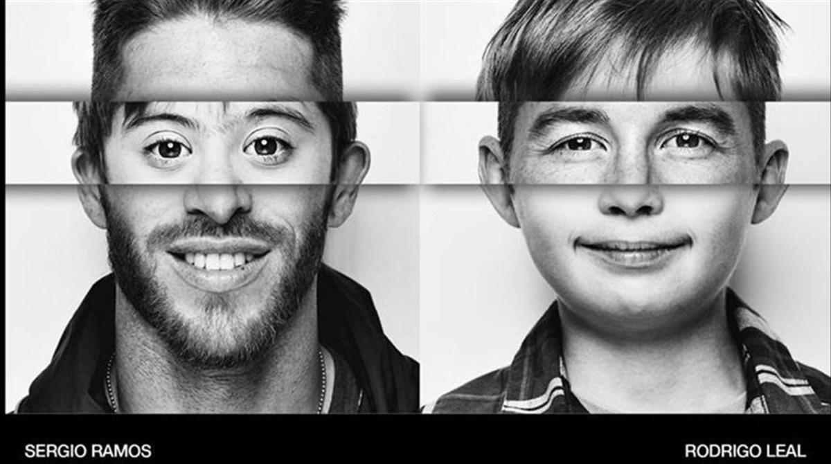 150 famosos presten la seva mirada a la síndrome de Down