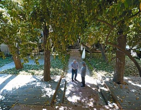 Un oasis cerca de la rambla - Calle boqueria barcelona ...