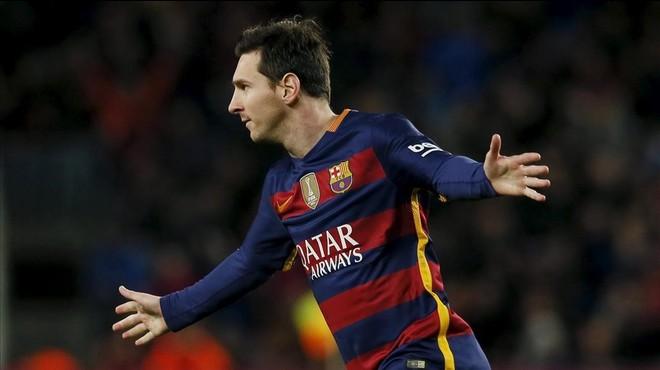 Messi, més enllà del 10