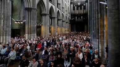 Cristians i musulmans, units contra el terrorisme en Ruan