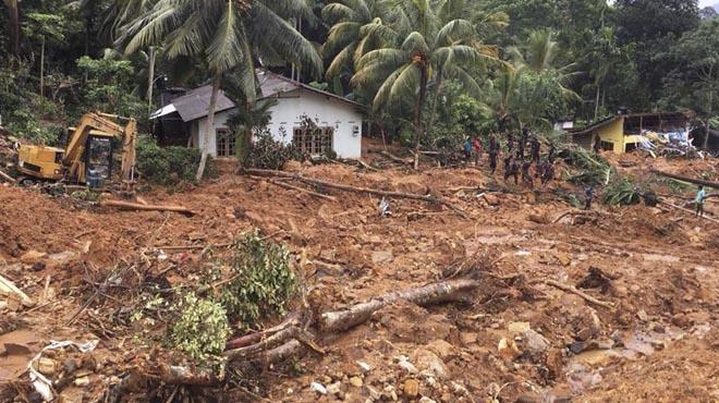 El cicló Mora causa 200 morts a Sri Lanka i l'Índia i amenaça Bangla Desh