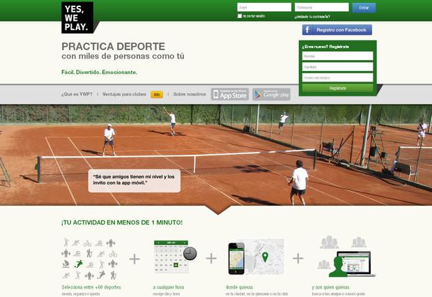 39 yes we play 39 la nueva aplicaci n para hacer deporte - Aplicaciones para hacer deporte en casa ...