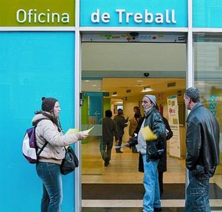 La ayuda de 426 euros se retirar en febrero - Oficina empleo barcelona ...