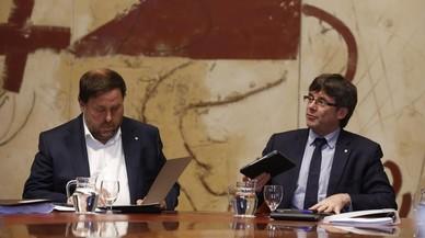 El Govern quiere contar con Mas, Ortega, Rigau y Homs para explicar el proceso soberanista