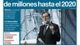 La portada de EL PERIÓDICO del 29 de marzo del 2017