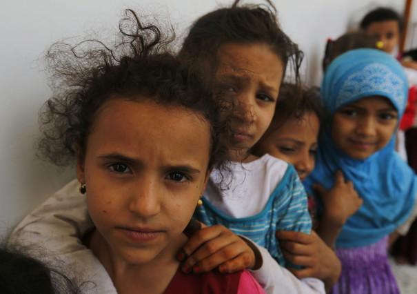 Unicef denuncia que 365 niños han muerto durante el conflicto en Yemen