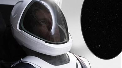 El traje espacial que llevarán los astronautas de SpaceX