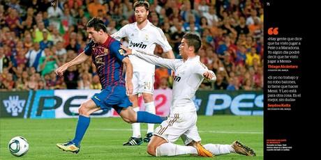 'El mejor', el libro sobre Messi