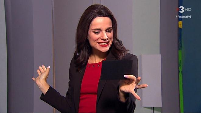 Inés Arrimadas, en el punt de mira