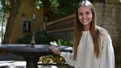 Gal�la Mora Abelaira: �No soy ni de ciencias ni de letras, sino de todo�
