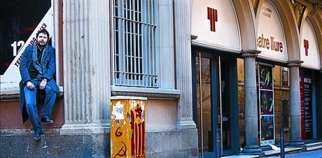 «El teatro hace más saludables a barrios como el de Gràcia»