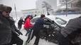 El este de EEUU, paralizado por la nieve