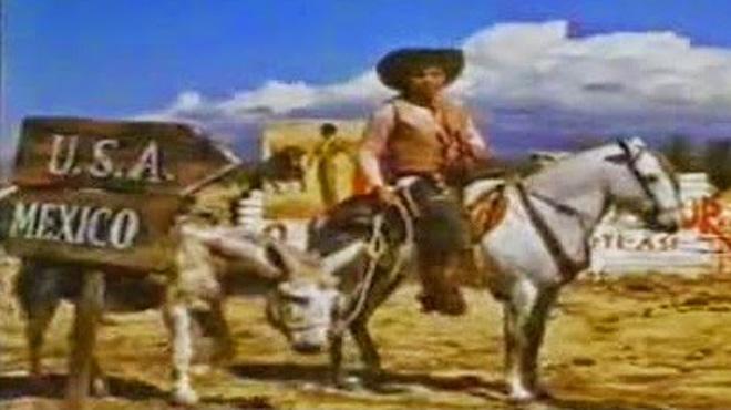 Tráiler de 'Cantinflas en la frontera'