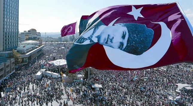 Erdogan dice que la paciencia del Gobierno turco �tiene un l�mite�