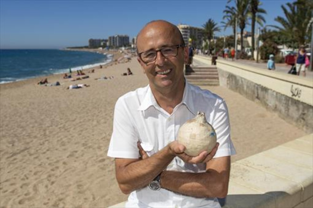 Quique Pérez :«Uno de mis 'hobbies' es visitar fábricas de pirotecnia»