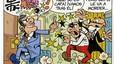 Mortadel·lo i Filemó arriben al Congrés