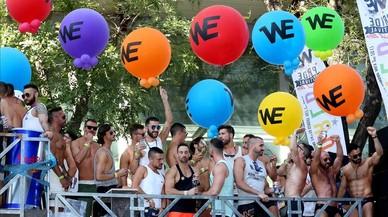 Madrid acull la més gran manifestació per l'orgull gai