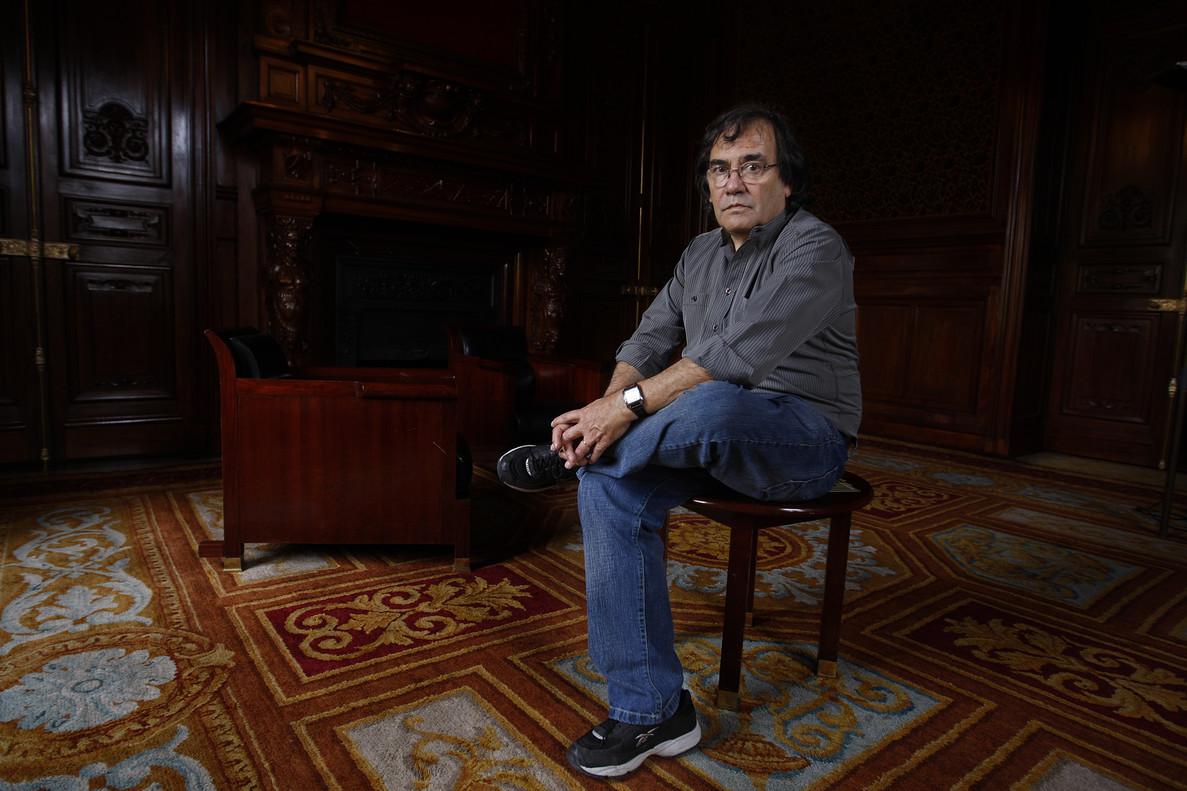 Mor Eliseo Subiela, el director d''El lado oscuro del corazón'