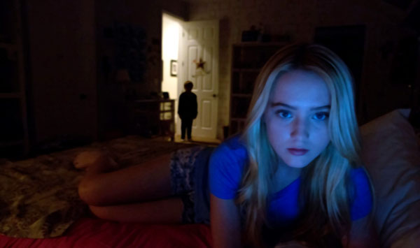 TRAILER DE CINE PELICULA PARANORMAL ACTIVITY 4