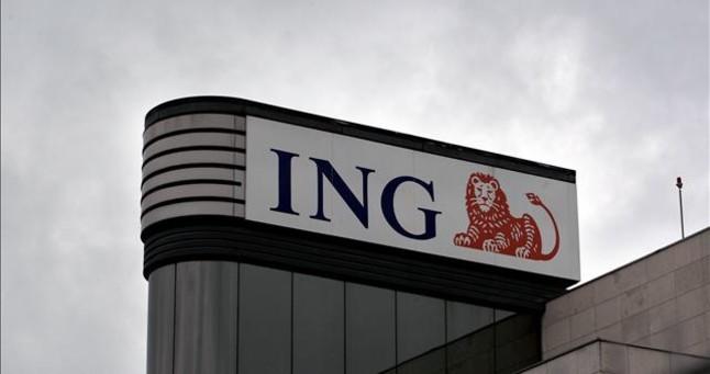 Sede central del banco ING Direct en Madrid.