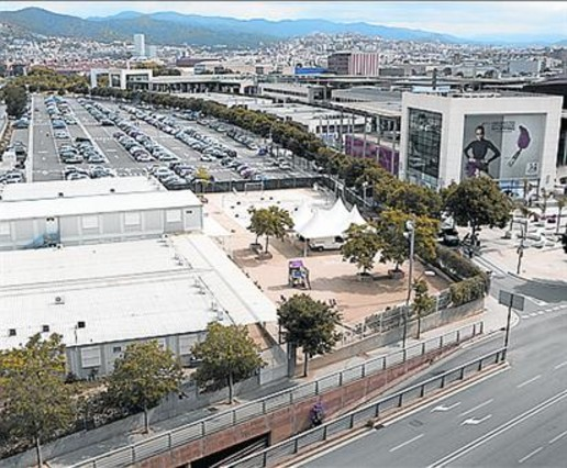 La oposici n a la ampliaci n de la maquinista se organiza - Maquinista centro comercial ...