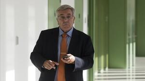 El president de Copisa, José Cornado, en una imatge darxiu.