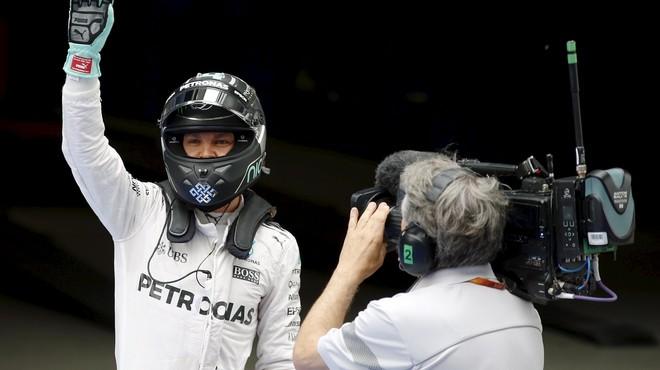 Hamilton sortirà l'últim al Gran Premi de la Xina