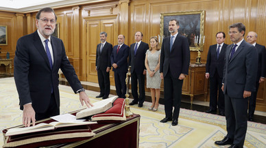 Rajoy i el seu nou Govern afronten els reptes de l'economia espanyola