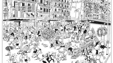 Els 100 anys del 'TBO', al Saló del Còmic