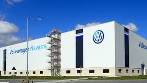 Volkswagen Navarra estrena una nueva nave.