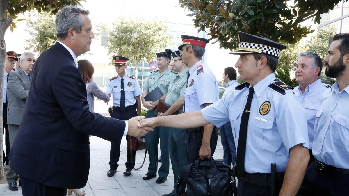 Resultado de imagen de joaquim forn mossos