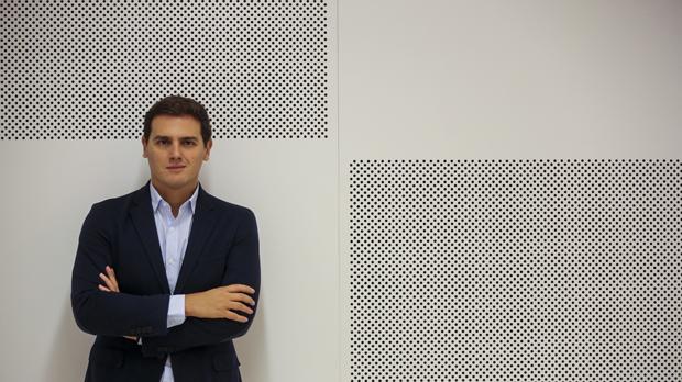 Entrevista amb Albert Rivera, líder de Ciutadans