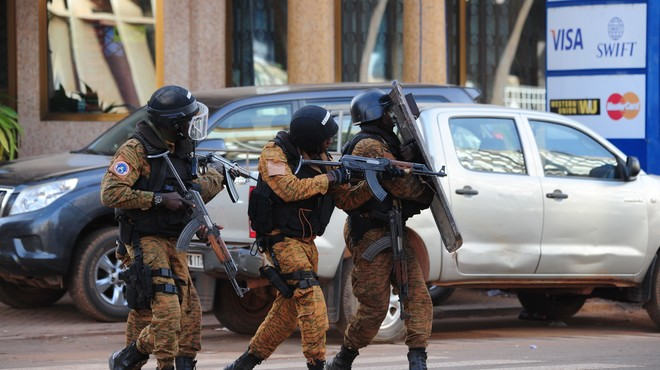 'Mr. Marlboro', el líder d'Al-Qaida al Sahel, va ordenar l'atac contra l'hotel d'Ouagadougou