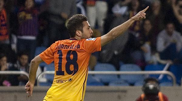 """El defensa del Barça subraya que la Liga """"aún no está cerrada""""."""
