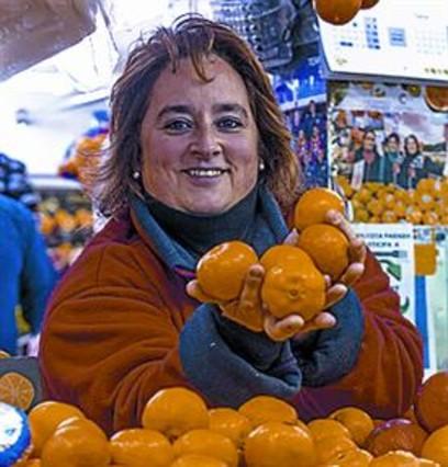 Mimosa de cava a la mandarina