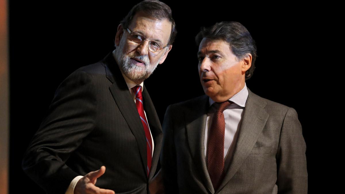"""Así cuenta González la bronca en la que él fue consciente de que Rajoy le va """"a matar"""""""