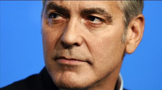 """George Clooney considera """"obscè"""" el finançament de les campanyes als Estats Units"""