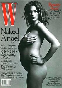 �lbum de otras embarazadas c�lebres que se fotografiaron como Shakira