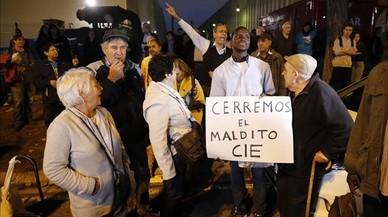 L'Ajuntament de Barcelona demanarà empara al jutge per precintar el CIE