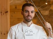 El cocinero David Andrés.
