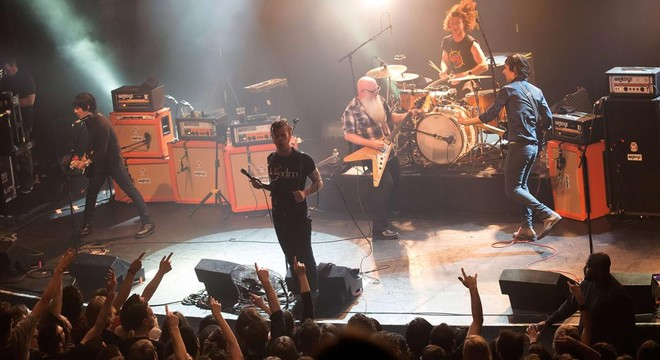 Eagles of Death Metal actuarà a París amb U2