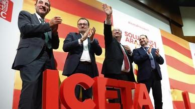 El PSOE y Catalá achacan a la campaña la propuesta de indultos de Iceta