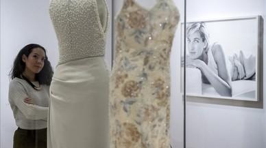 Londres ressuscita Lady Di a través dels vestits amb què va marcar una època