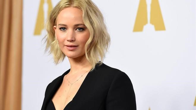 Jennifer Lawrence dóna dos milions de dòlars a un hospital infantil