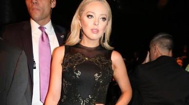 Tiffany Trump descobreix la paella a Marbella