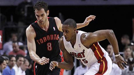 Los Heat vencen a unos inspirados Raptors en el tiempo extra (120-114)