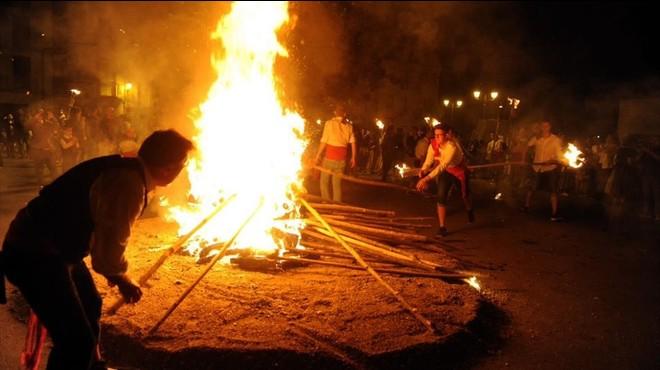 Pirineu 'on fire'